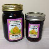 Bamboo (Japenese Knotweed) Honey - Local Huff's Honey Farm
