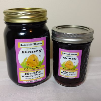 Bamboo (Japenese Knotweed) Honey - Local Huff's Honey Farm