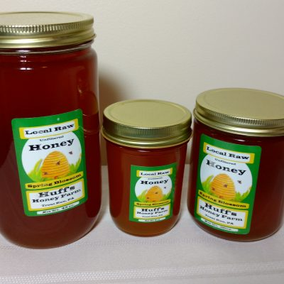 spring blossom local honey for sale huffs honey farm
